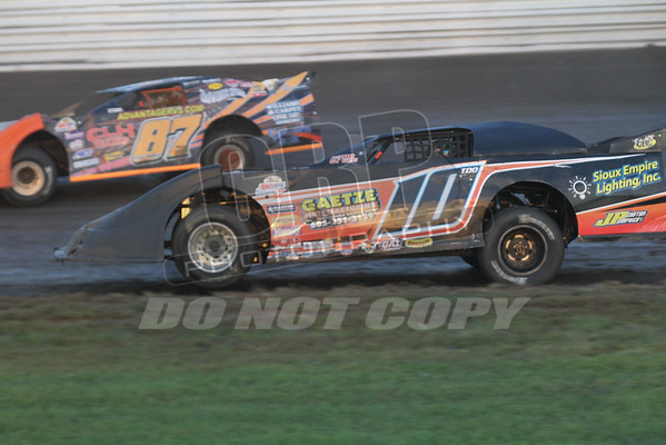 2014 Wissota 100 Night 3