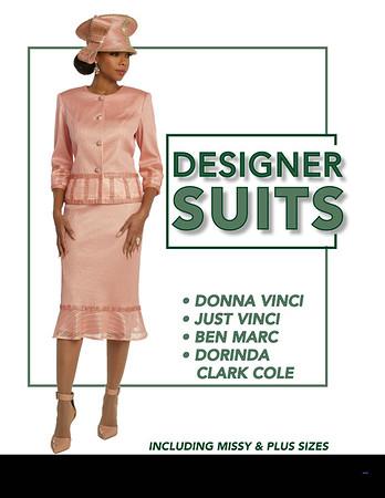 Designer Suit Deals Spring 2021