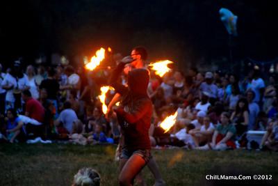 Full Moon Fire Jam July 2012-Chicago