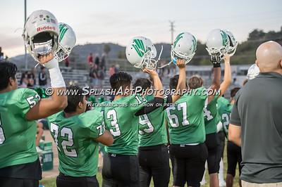 2019 Football Eagle Rock vs Fairfax 13Sep2019