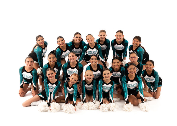 Cheer-Pom Junior