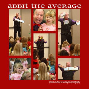 august 2. 2008 - abbit the average