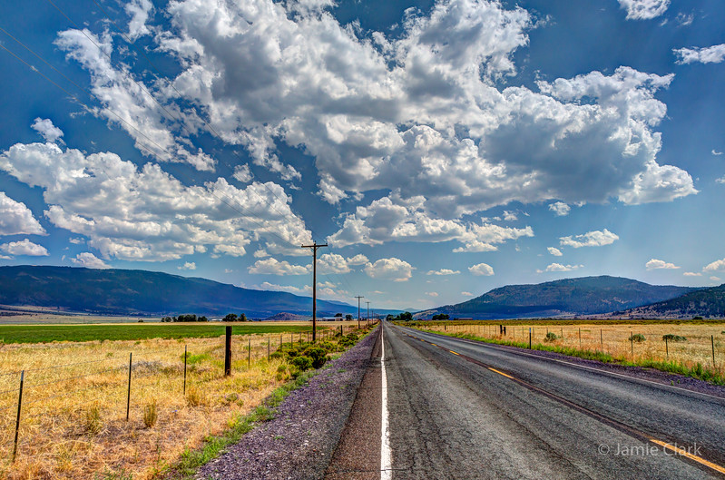 Abert Rim, Oregon