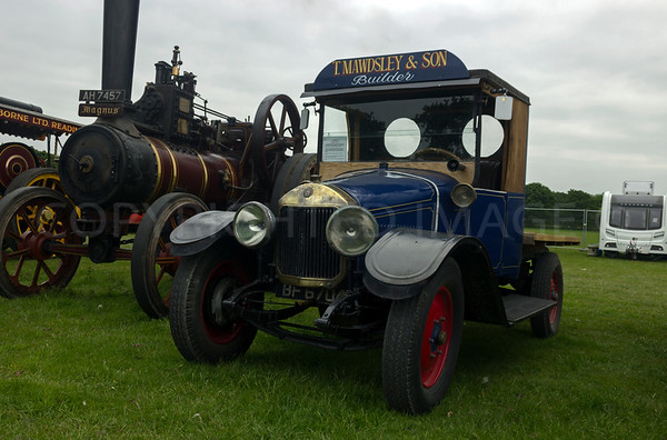 Heskin Steam Rally 2016