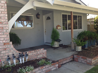 October 2012 House Painting