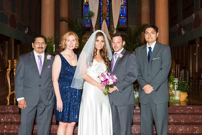 P+J Wedding - Family