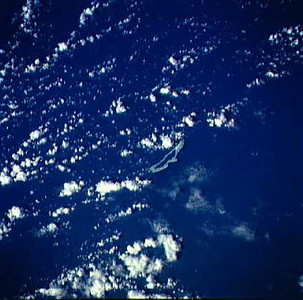 The Big Picture:  Micronesia from Space