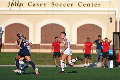 Womens's Soccer vs MANU