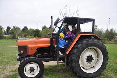 20161014 Uitstapje kinderboerderij