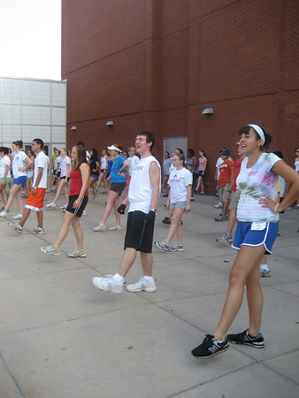 2007-08-10: Band Camp Day 5