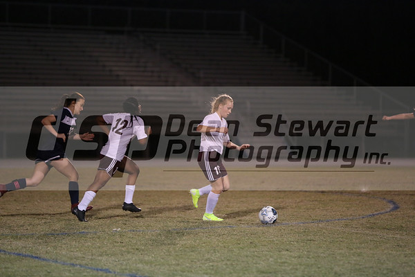 Astronaut vs Eau Gallie Girls Soccer 11 20 2019 RG