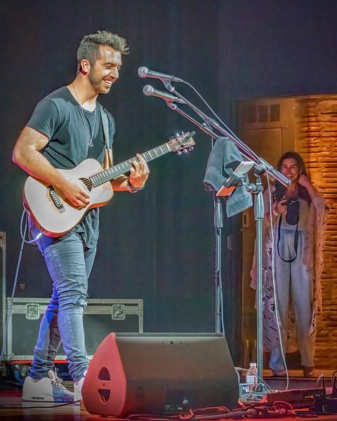 Arcadia Theater - Damon Curtis Band & Nick Isham