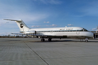 West Coast Airlines (USA)