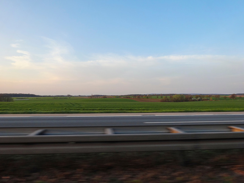 The road to Nuremberg
