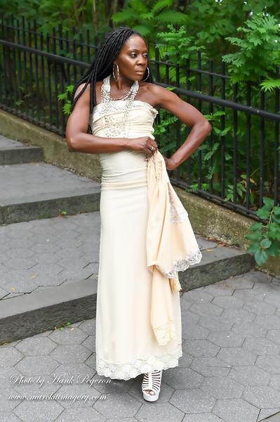 Barron Wise & Brenda Fuller NYFW Shoot