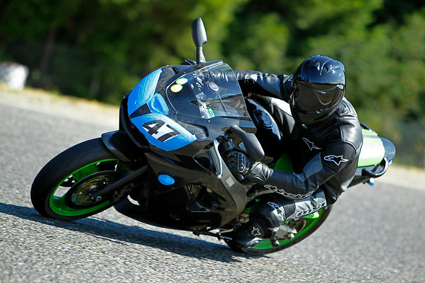 #47 - Black Green Kawi