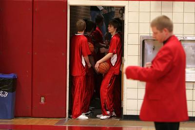Boys Varsity Basketball - 2/27/2009 Tri-County