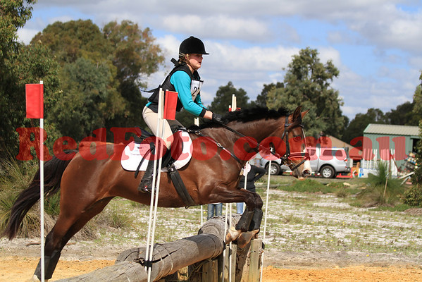 2012 08 26 Horsemens Pony Club 50th Anniversary ODE CrossCountry C Grade