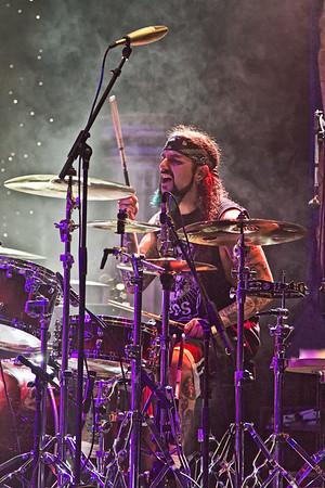 Terry Bozzio and Mike Portnoy