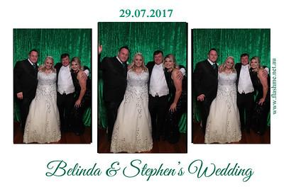 Belinda & Stephen's Wedding - 29 July 2017