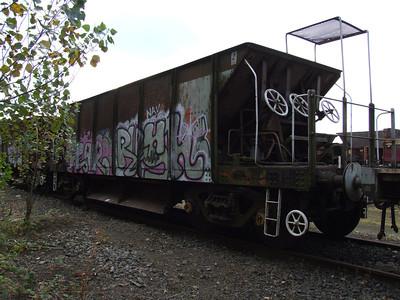 YGH-B/F 'Sealion' - EWS / DBS Bogie Ballast Hopper Wagon