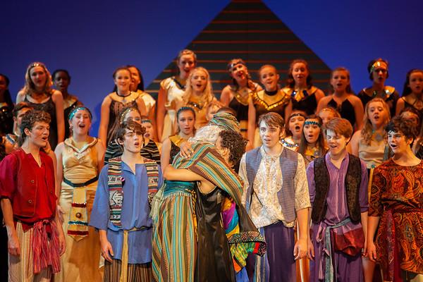Jacob Comes to Egypt