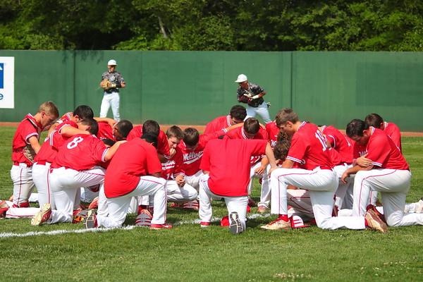 WHS Baseball vs Maize South  051517