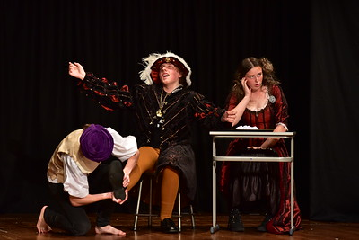 Wa Ora Montessori School: The Taming of the Shrew