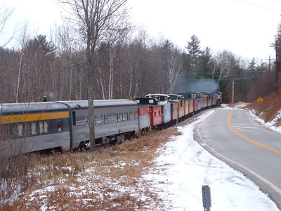 2007 Caboose Trains