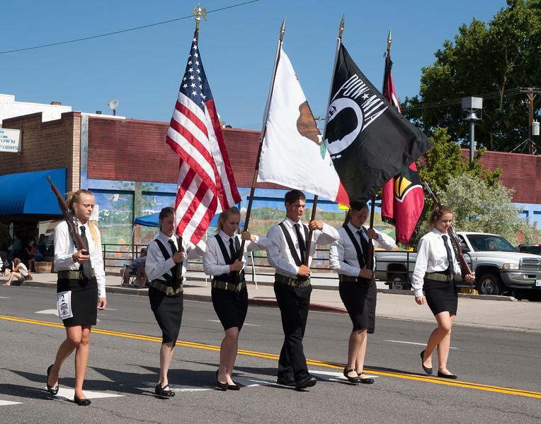 2018 Lassen County Fair Parade