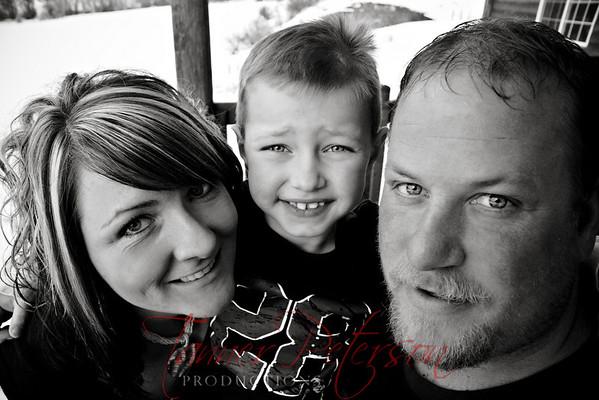 Jake Nelson Family