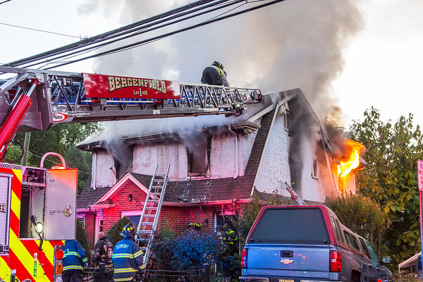Bergenfield NJ 2nd alarm, 141 N. Prospect Ave. 09-03-21