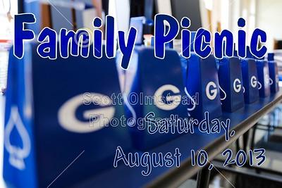 2013 Family Picnic