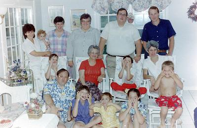 1988 Moffit reunion