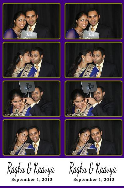 Raghu & Kaavya September 1, 2013