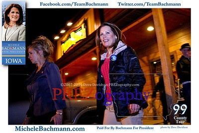 Michele Bachmann 99 Tour part 7