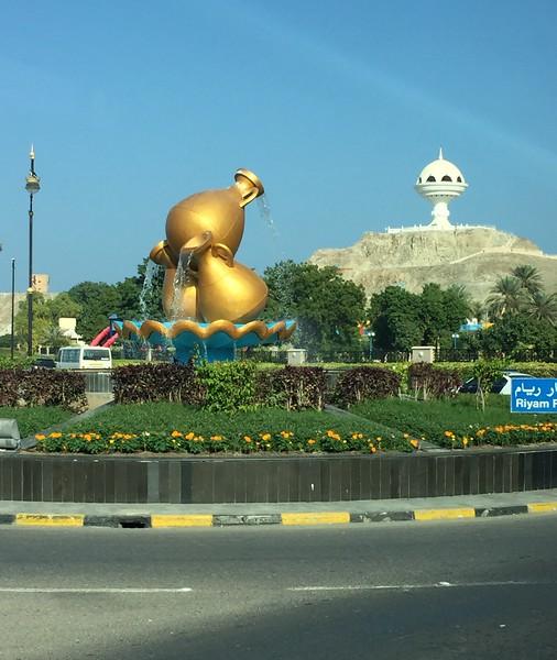 Muscat, Oman - Bridget St. Clair