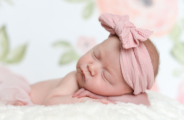 Newborn Charlie Jo