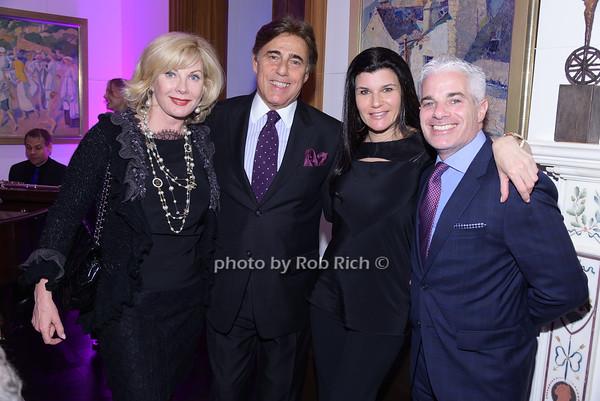 Paola Roseshein, Arnie Rosenshein, Beth Rosenthal, Jason Rosenthal photo by Rob Rich/SocietyAllure.com © 2014 robwayne1@aol.com 516-676-3939