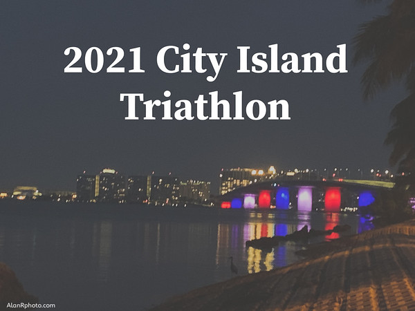 2021 City Island Triathlon