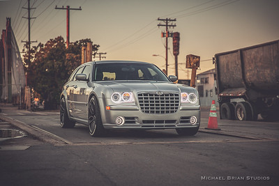 Chrysler 300 SRT8 Wagon