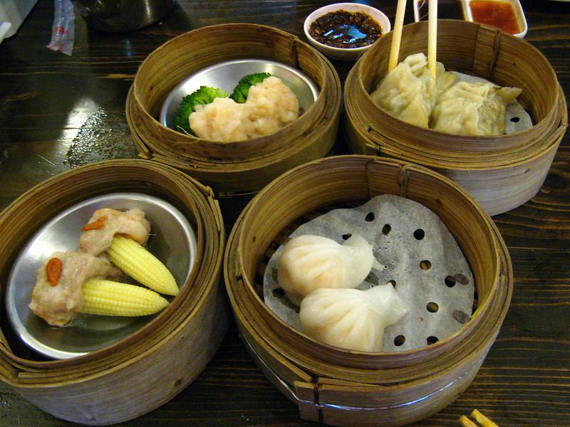 Yummy Dim Sum at Chok Dee Dim Sum - Ekkami