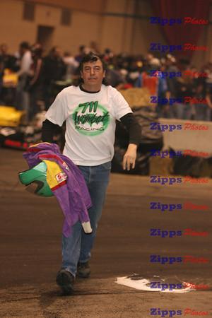 Battle at the Barn II Celebrity Race