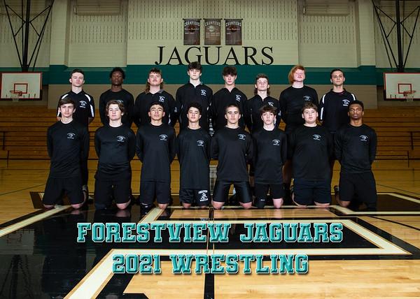 2021 Forestview Team