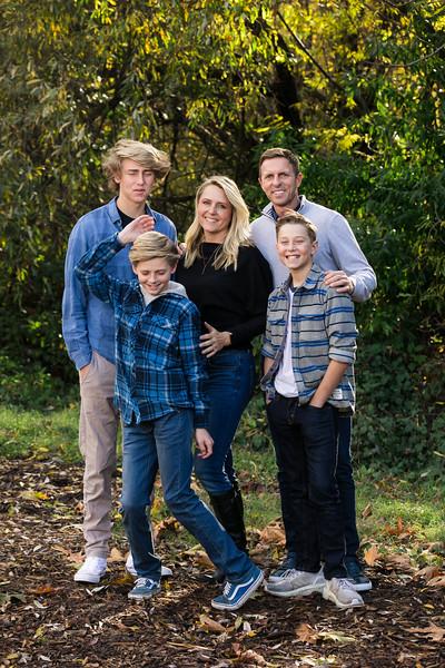 Scott Family - Dec 2019