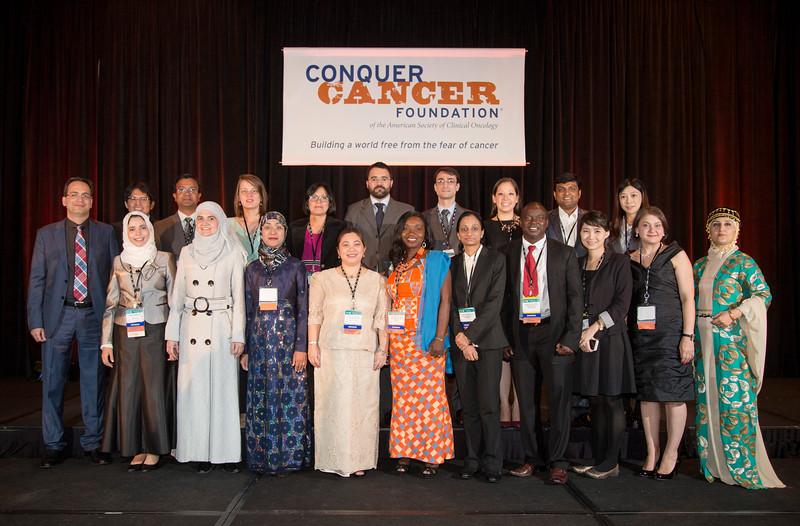 Conquer Cancer Foundation 2015 Grants & Awards Ceremony