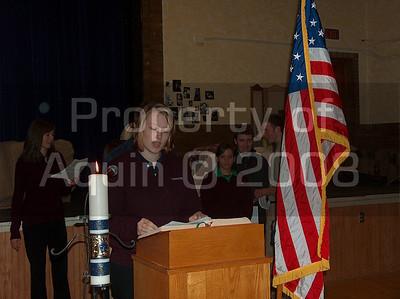 veteran's day mass 11.11.08