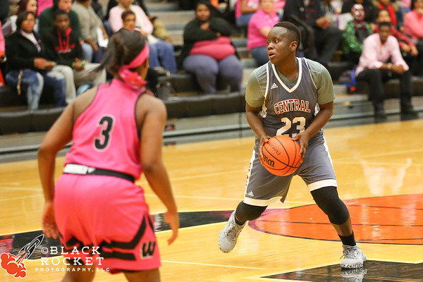 Lady Bears vs Warren Central 01-20-2017