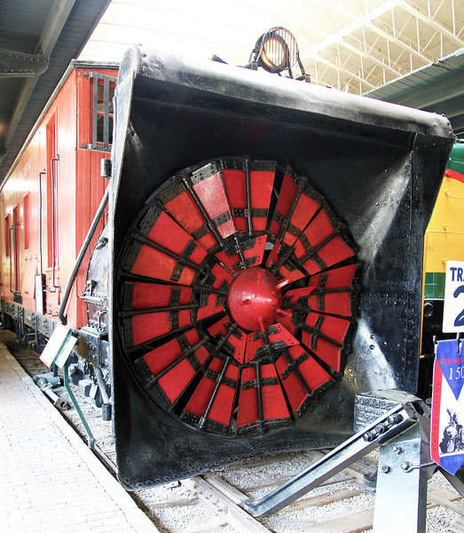 ... and this is a rotating blower.