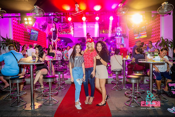 Folies Phuket Saturday party 17.11.2018